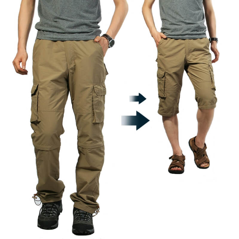 Комбинезоны и брюки трансформеры с нанесением логотипа